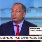 Trump's AG Pick Talks Muller Probe in Senate