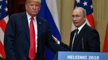 Seguridad bovina y apretones: ¿Qué dijo el lenguaje corporal de Trump y Putin durante la cumbre?