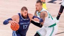 107-118. Valanciunas aporta doble-doble en victoria de los Grizzlies