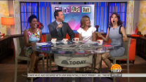 'Today' Surprises Ellie Kemper With Motherly Love