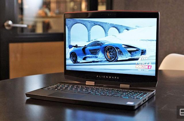Dell unveils G-Series and Alienware laptops with NVIDIA's latest GPUs