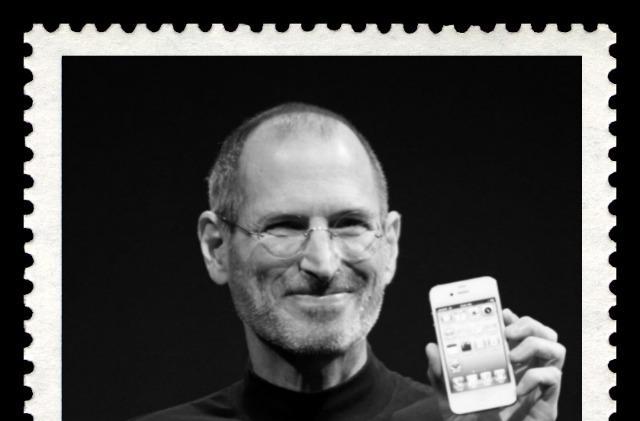 US Postal Service plans a Steve Jobs commemorative stamp in 2015