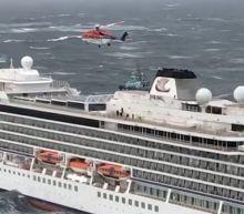 Stranded Norway cruise ship passengers evacuated from MV Viking Sky