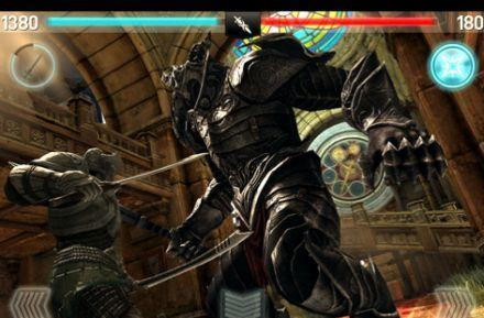 Daily iPhone App: Infinity Blade 2