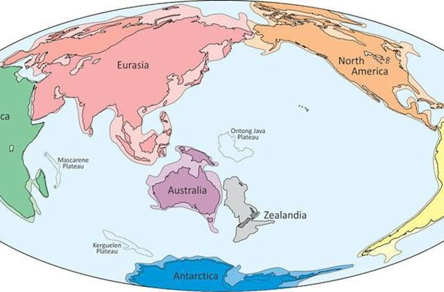 The Pacific Ocean is hiding a whole continent