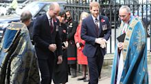 Prince Alexander of Cambridge? William jokingly hints at Royal baby's name