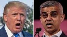 Donald Trump brands Sadiq Khan a 'disaster' after latest wave of violence in London