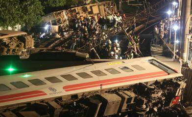 普悠瑪出軌翻車 已22死171傷