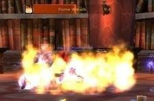 Move in the flame wreath, and other fun bits of advice