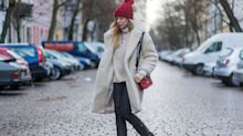 This M&S cashmere pom-pom hat is about to become your winter essential