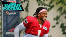 Fantasy Football Podcast: Cam wins the job and last-minute draft sleepers