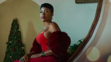 Fantasia on her Christmas record: 'With this album, let families come back together, because they're breaking up'