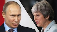 Russian MP accuses UK of trying to kill Sergei Skripal and compares Theresa May to Adolf Hitler