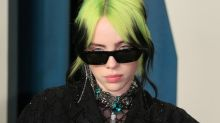 No Time to Die: Billie Eilish wrote new Bond theme song 'in three days'
