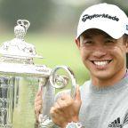 Morikawa makes history with US PGA breakthrough