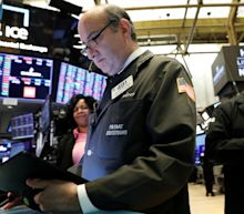 Stock market news live: Markets mostly recover, ex-Wells Fargo CEO fined $17.5M
