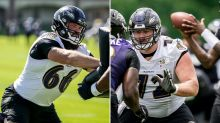 Training Camp Competition: Offensive Line