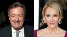 Piers Morgan's son wades into JK Rowling Twitter feud – but whose side is he on?