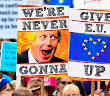 Britain's leader Boris Johnson denied new Brexit after weekend Parliament snub