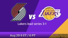 Lakers vs. Blazers Game 5 best bets
