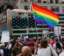 Exclusive: Majority of Americans support transgender military service - poll