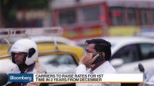 Vodafone, Bharti Airtel to Hike Pricesin India