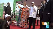 """Présidentielle en Côte d'Ivoire : Alassane Ouattara, candidat """"par obligation citoyenne"""""""