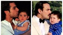 Photo: When Taimur Ali Khan twinned with Sara Ali Khan