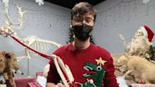 'My closure': Man's peculiar and 'morbid' Christmas present