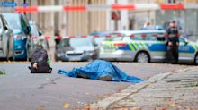 2 Dead After Gunman Opens Fire Near German Synagogue In Anti-Semitic Attack