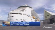 Royal Caribbean launches terminal in Miami
