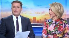 Karl Stefanovic's on-air blunder