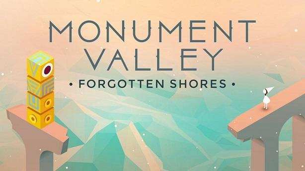 Monument Valley gets eight new levels on iOS today