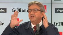 """Jean-Luc Mélenchon """"lance une alerte"""" sur le décrochage scolaire et recommande """"100000 emplois jeunes pour se consacrer au rattrapage"""""""