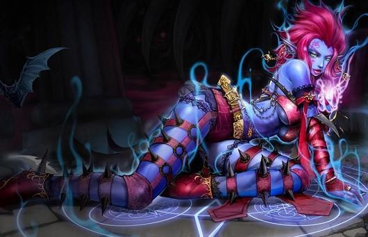 The Summoner's Guidebook: Stealth mechanics, stiletto heels, and League of Legends