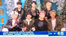 NBC Chicago uses BTS clip to talk about death of SHINee's Jonghyun