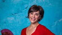 Aos 61 anos, Christiane Torloni diz: 'Ser chamada de vovó não dá'