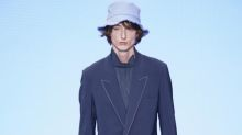 Paul Smith closes Paris fashion week in party mood