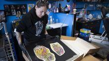 Dead Saskatoon tattoo artist's skin put on display, travelling across Canada