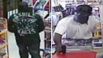 Store owners speak out about serial robber