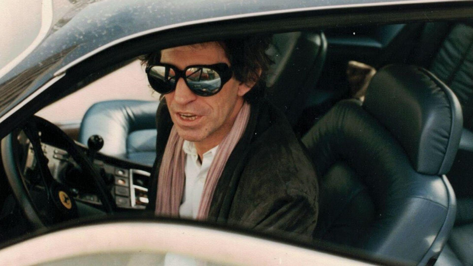Keith Richards Has Some Crazy Car Stories