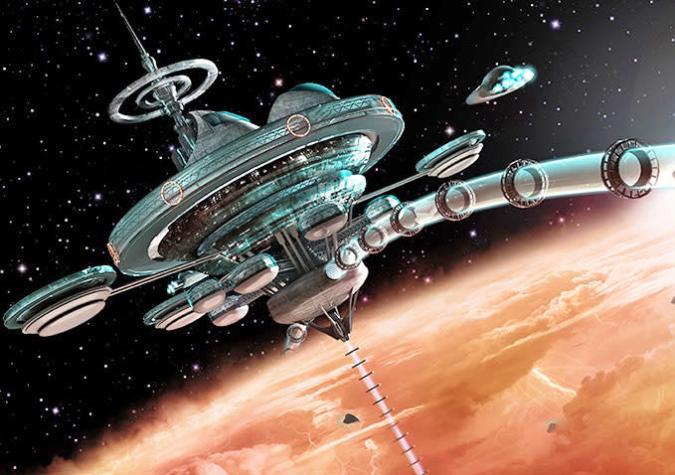 Space Odyssey/Kickstarter