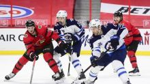 Winnipeg Jets score two third-period goals to secure 3-2 victory over Ottawa Senators
