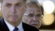 Presidente, que ganha R$ 30 mil, 'tem que receber muito mais', diz Guedes