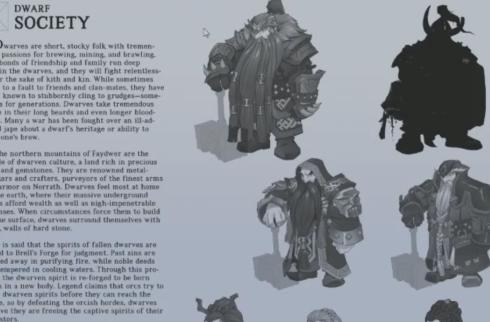 EverQuest Next video talks about Ogres and Dwarves