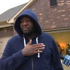 Father startled after finding out his toddler was abandoned at neighbor's home