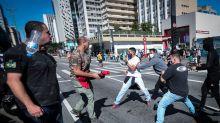 La Justicia prohíbe protestas simultáneas a favor y en contra de Bolsonaro