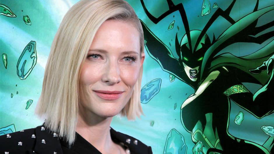 Thor Ragnarok Set Pic Reveals Glimpse Of Cate Blanchett S Hela