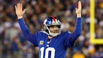 Giants-Redskins: Over/Under