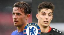 Transfer news LIVE: Arsenal sign Gabriel; Chelsea new Havertz bid, Chilwell medical; Sancho to Man United OFF